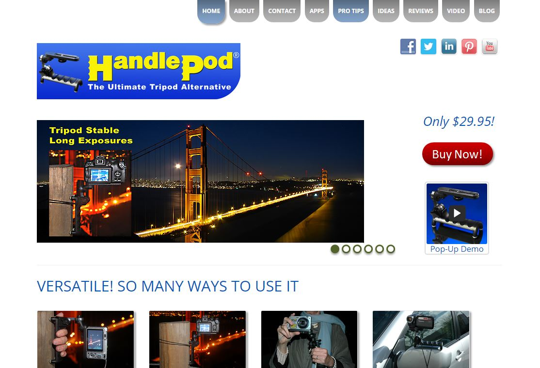 handlepod.com