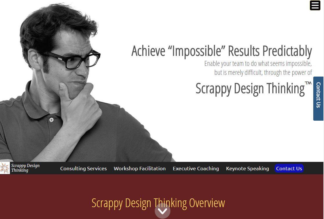 ScrappyDesignThinking.com